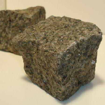 Flot oliven grøn granit